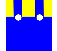 Wario Suspenders Ver. 1  Iphone by counteraction