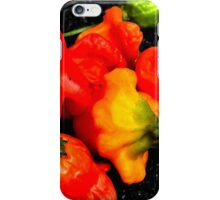 Peppers 131 iPhone Case/Skin