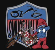 Smurf Village Choppers T-Shirt