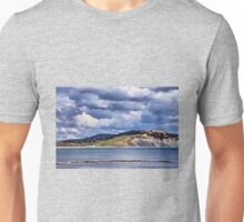 Storm Clouds Over Charmouth Unisex T-Shirt