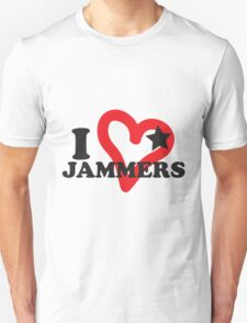 I <3 Jammers T-Shirt