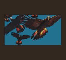 cockatoos mk II by Paul Summers