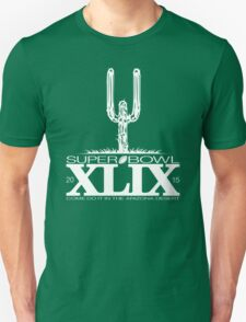 SUPERBOWL XLIX TD CACTUS Unisex T-Shirt
