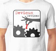 Devious Devices Logo Unisex T-Shirt