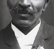 George Washington Carver | The Wighte Collection Sticker