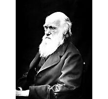 Charles Darwin   The Wighte Collection Photographic Print