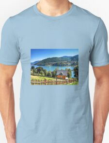 Summer on the lake Unisex T-Shirt
