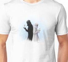 Black and White Unisex T-Shirt