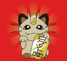 Payday Cat 2.0: More Maneki! by merimeaux