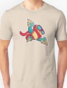 Robo Owl Unisex T-Shirt