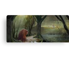 Labyrinth, Ludo, the bog of eternal stench Canvas Print