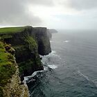 Moher and More Cliffs by joshduth