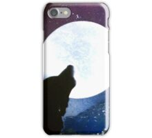 Bark at the Moon iPhone Case/Skin