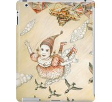 Dream of flying iPad Case/Skin