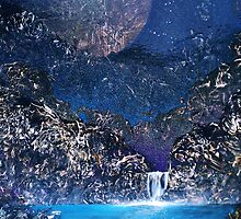 The Falls by SprayArtByDCP