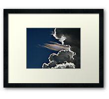 ©HCS Iridiscent Cloud IA Framed Print