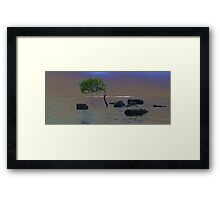 Surrealism Framed Print
