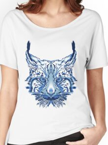 the lynx tee Women's Relaxed Fit T-Shirt