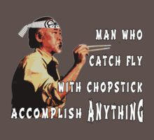 Miyagi Fly Catcher. by SoftSocks