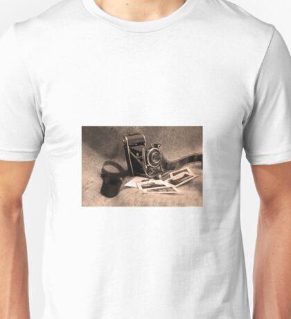 Old camera Unisex T-Shirt