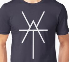 NEW* Wear Art Thou Logo White* Unisex T-Shirt