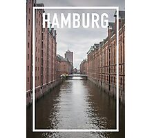 HAMBURG FRAME Photographic Print