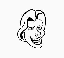 WOMAN's face Unisex T-Shirt