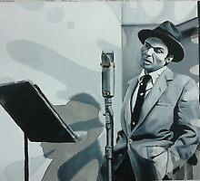 Frank Sinatra by DoJoey
