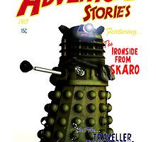 Adventure Stories The Ironside from Skaro by simonbreeze
