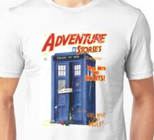 Adventure Stories the man with two hearts Unisex T-Shirt
