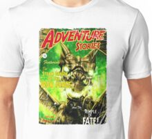 Adventure Stories The Steam Dragon of the Iron Forge Unisex T-Shirt