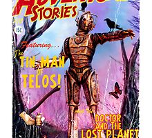 Adventure Stories The Tin Man of Telos by simonbreeze