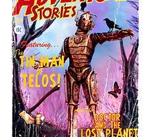 Adventure Stories The Tin Man of Telos by simonbreeze