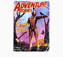 Adventure Stories The Tin Man of Telos Unisex T-Shirt