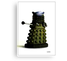 The Ironside Canvas Print