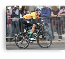Bradley Wiggins - Tour of Britain 2013 Metal Print