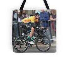 Bradley Wiggins - Tour of Britain 2013 Tote Bag