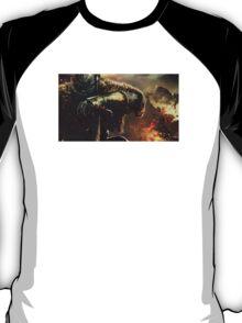Dark souls 2 Black Armor  T-Shirt