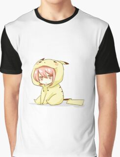 Pikachu ~ chan Graphic T-Shirt
