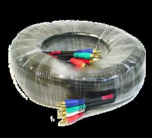 100FT 5-RCA Component Video/Audio [20AWG] Coax Cable by onlybestrated
