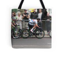 Mark Cavendish Tour of Britain 2013 Tote Bag
