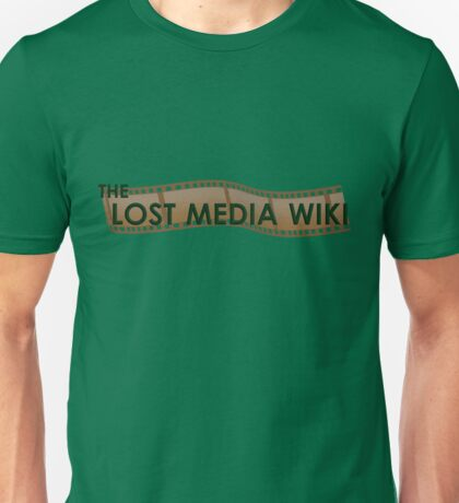 The Lost Media Wiki Unisex T-Shirt