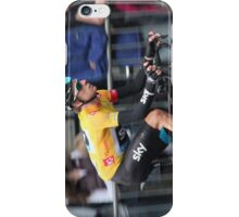 Bradley Wiggins - Tour of Britain 2013 iPhone Case/Skin
