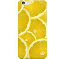 Vivid Lemons iPhone Case/Skin