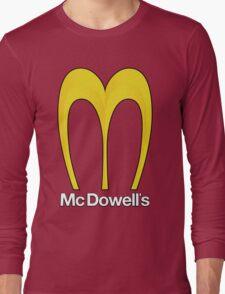 McDowell's - Home of the Big Mick Long Sleeve T-Shirt