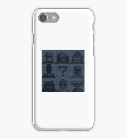 Select your character iPhone Case/Skin