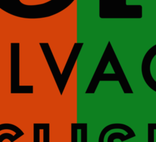 velo salvage ciclismo Sticker