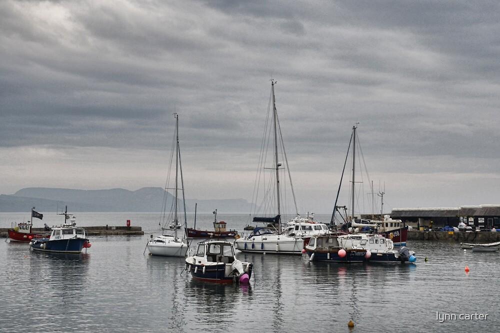 Lyme Harbour AM......Dorset,UK by lynn carter