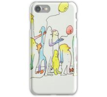John Lennon 'Come Together'  iPhone Case/Skin
