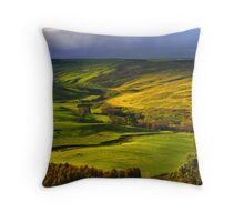 Rowsley Valley Throw Pillow
